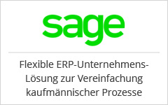 ERP - Enterprise Resource Planning. sage