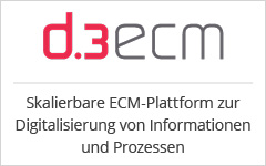 ECM - Enterprise Content Management. d.velop